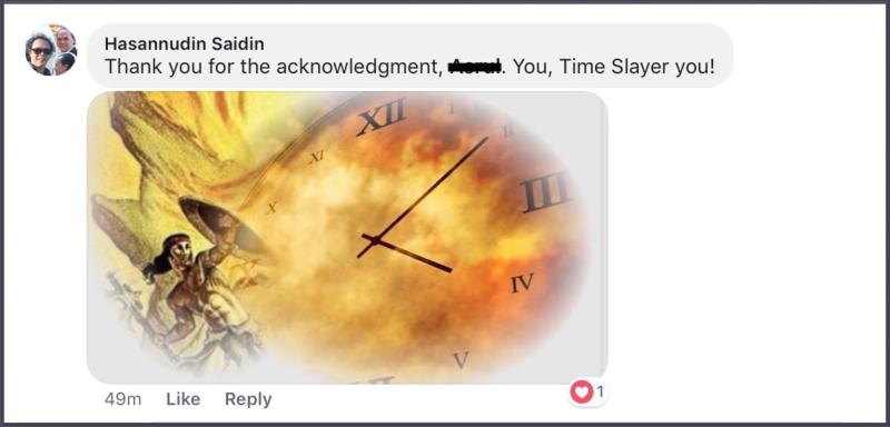 FBpostComment