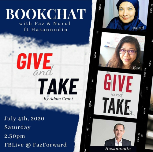 Bookchat Poster